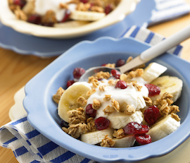 Ocean Spray Breakfast Bowl